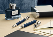 Представительская файнлайн ручка из специальной коллекции Night Blue M